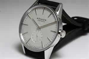 White-Dial-NOMOS-Fake-Watches