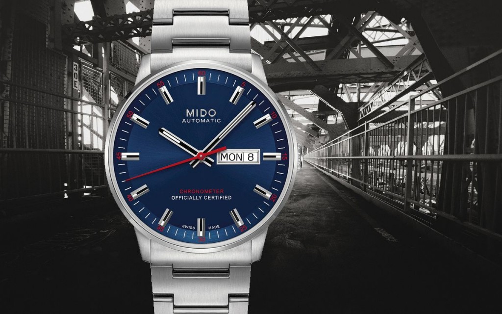 mido-commander-series-replica-watches