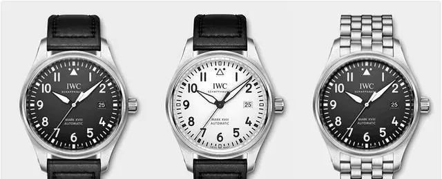The IWC Pilot's replica watches have been favored by many watch lovers.