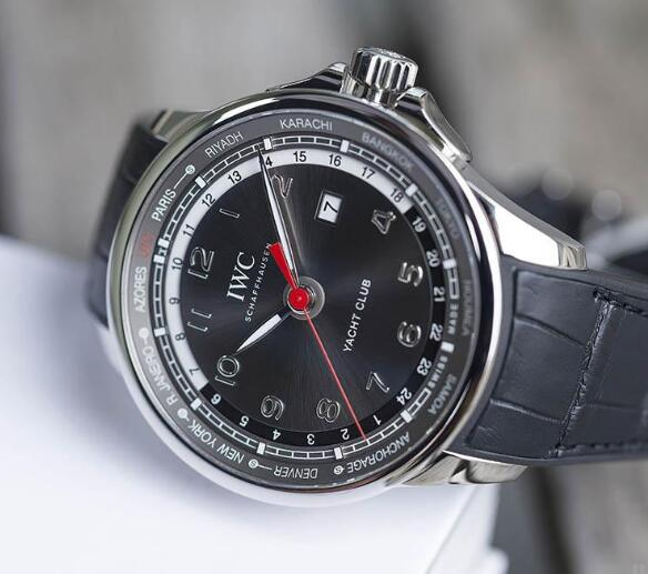 The Portugieser has combined the formal design and sport style perfectly.