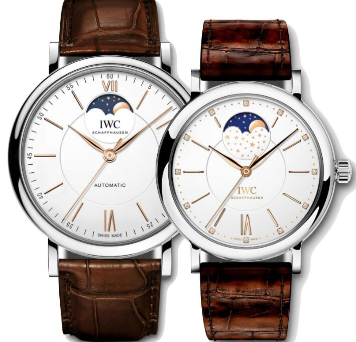 The timepieces are suitable for formal occasions.