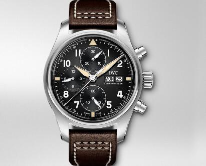 The IWC Pilot's has been favored by numerous watch lovers.