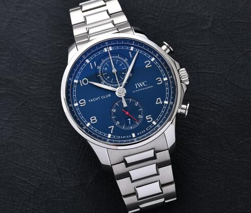 The IWC Portugieser is best choice for modern men.