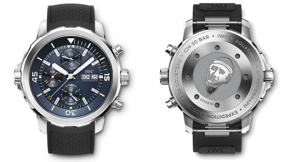 IWC Aquatimer IW376805 is best choice for strong men.