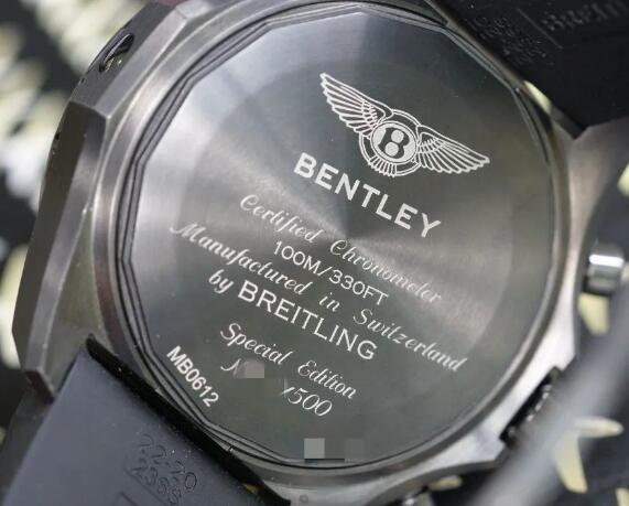 The Breitling Bentley copy watch is with high quality.